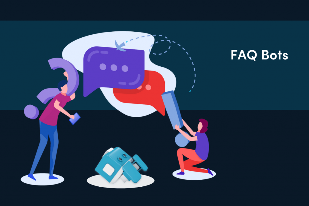 FAQ Bots zur Beantwortung von Fragen